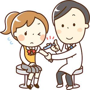 注射のときの痛み