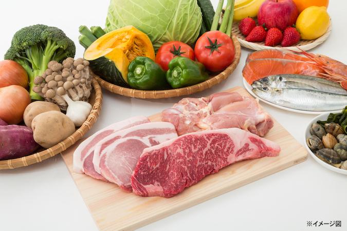 筋肉の回復をサポートする食材