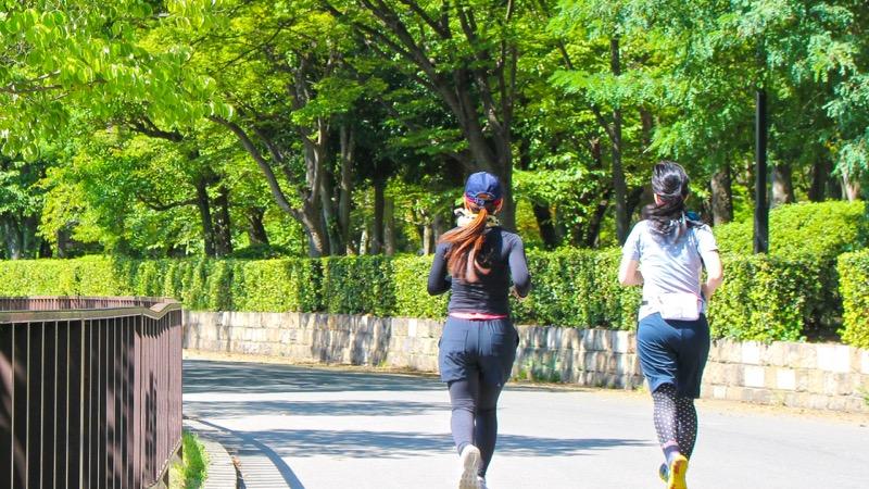 有酸素運動とは、息が上がらない程度の軽い運動